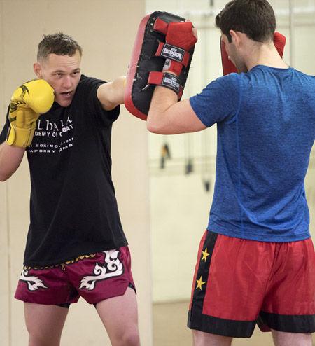 Private Muay Thai Lesson