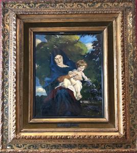 Maternità, Ettore Tito