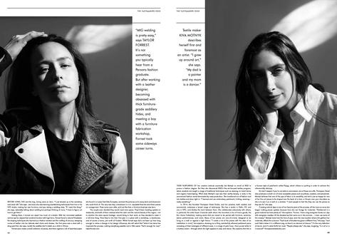 DV8 DVEight Magazine