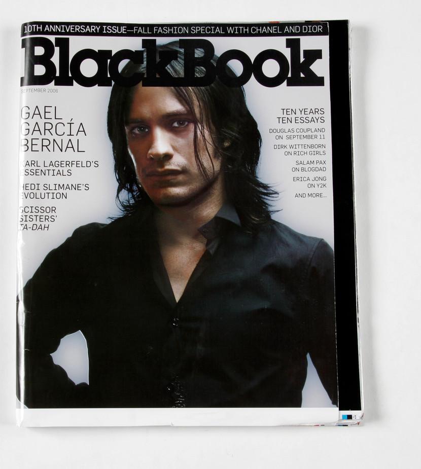 Blackbook Gael Garcia Bernal