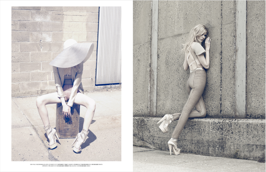 CITY Julie Ragolia fashion editor