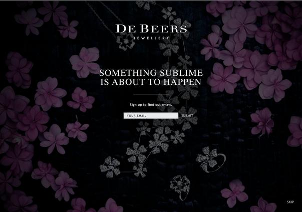 De Beers Sublime