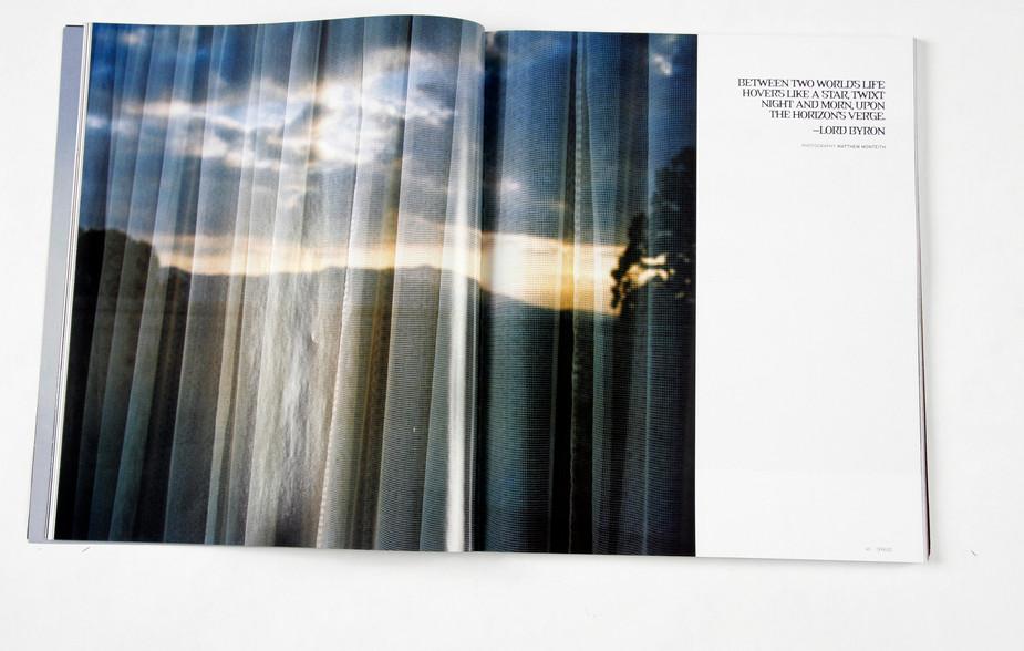 Spread Magazine Jaimie O'shea bernstein Andriulli