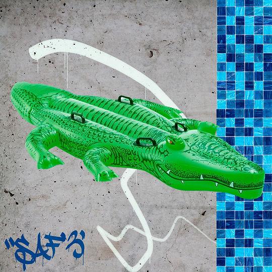 Harrison Mills Brown The Cost Swim Contemporary art