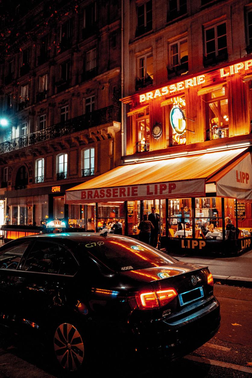 #Paris #Night #Taxi #where u don't wanna sleep