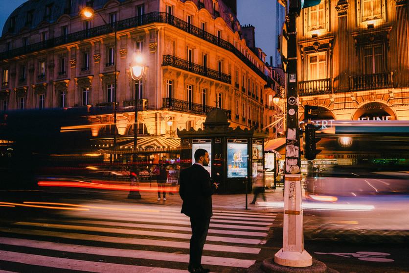 #Paris #night #street