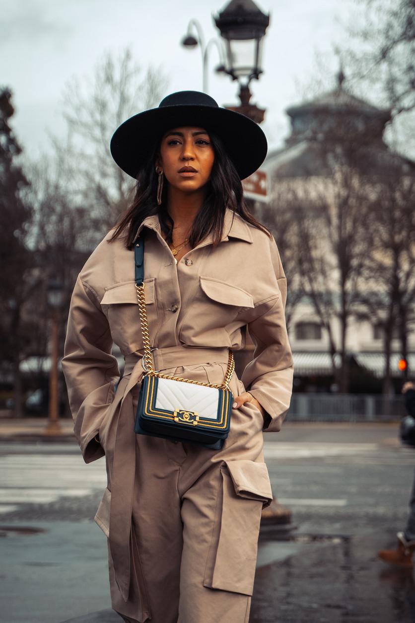 #fashionweek2019 #paris #streetphotographer #Channel