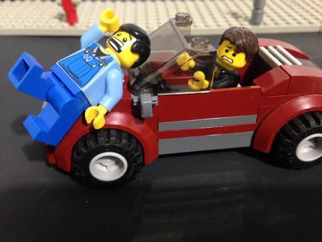Your Emotional Trauma is Like a Lego Car!
