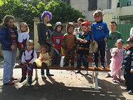 Carnaval Pause Parents Toulon