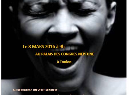 Conférences du 08 mars 2016