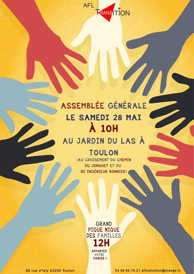 Assemblée générale du 28 mai 2016