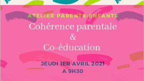 Pause Parents Tourves Atelier Parentalité 1er avril 2021 9h30