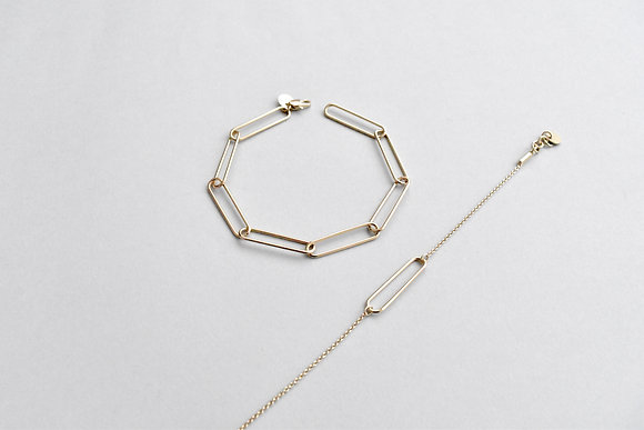 FIGURES - Bracelet - Ovales