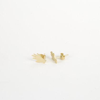 NU - Boucles d'oreilles - Mini main