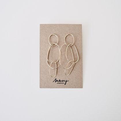 VOLUTE Les Inédits - Boucles d'oreilles- Courbe 4XL