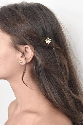 Éclat du jour - Boucles d'oreilles à clous - Pétale médium
