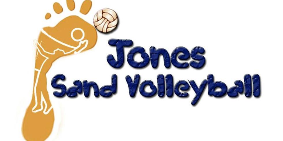 Jones Family Volleyball Tournament