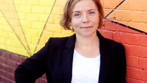 Meet the Board - Victoria Foley