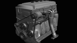 Straight-four Engine