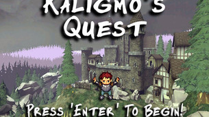 Kaligmo's Quest (and other little incoherent games!)