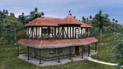 Tudor-style Home