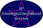 Courage&Confidence Oval Star.JPG