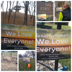 yard sign collage 2