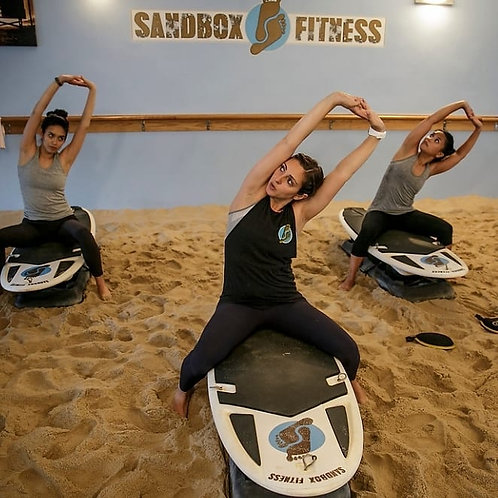 Sandbox Fitness - Partner Training, Sherman Oaks