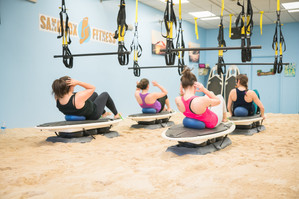 Surfset Barre - $1 Workout, Sherman Oaks