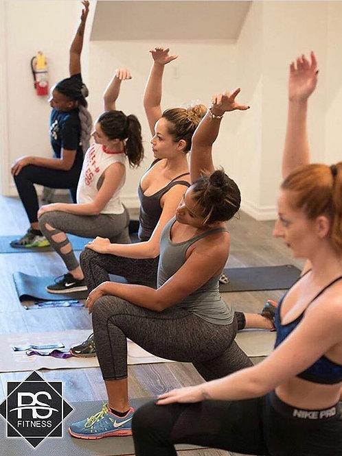 Ronail Shelton - $1 Workout, Los Angeles