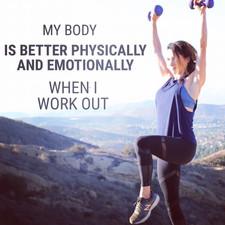 Kelly Wenner - $1 Workout, Westlake Village