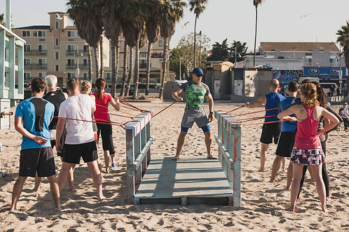 Intermediate / Advanced Boot Camp Class - Advanced Beach Workout