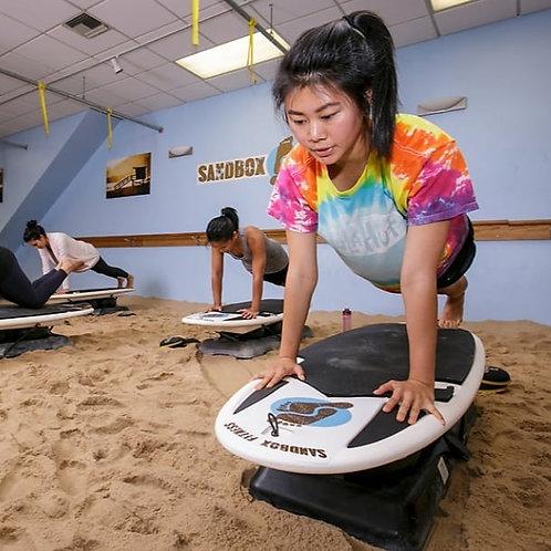 Surfset 101 (Free Class for Beginners), Sherman Oaks