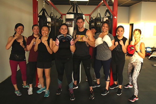 Headway Boxing Classes