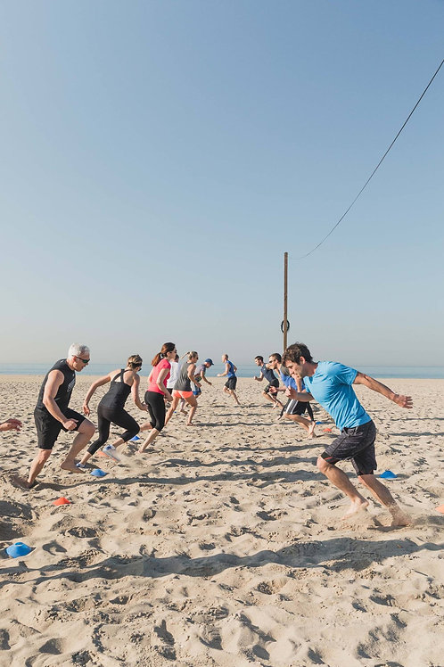 Beginner / Intermediate Beach Boot Camp