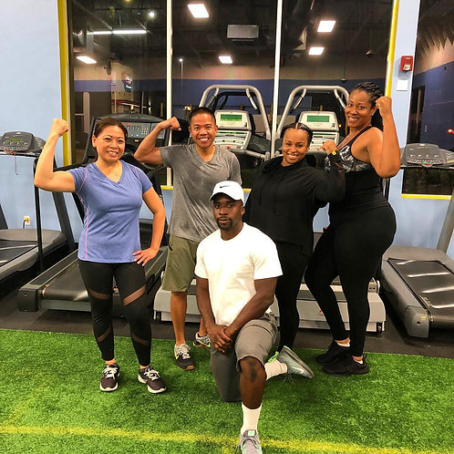 Gym Boot Camp