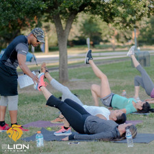 Halston Harris - Group Training