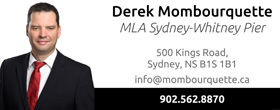 Derek Mombourquette