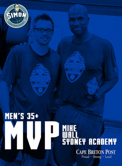 2016 MEN 35+ MVP Mike Wall