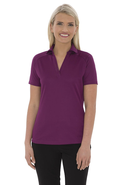 Women's Mesh Golf Shirt