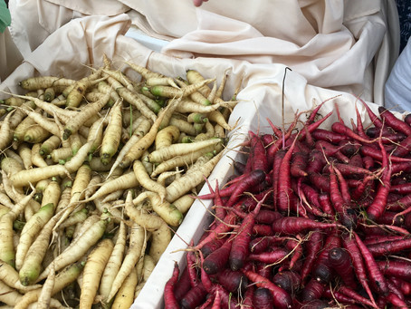 What's Fresh at the Worthington Farmers Market - August 3