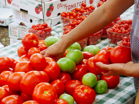 What's Fresh at the Worthington Farmers Market - July 27