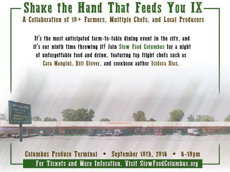 Worthington Farmers Market: August 20th