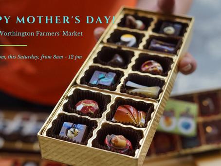 Celebrate Mom Tomorrow at The Worthington Farmers Market - May 11