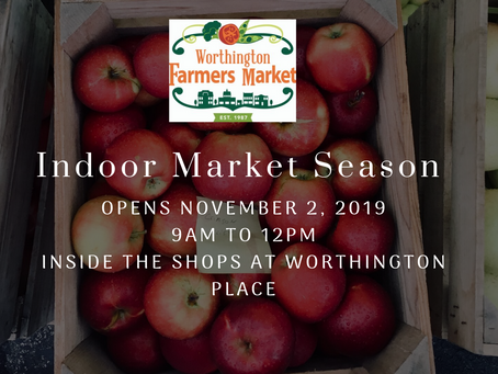Worthington Farmers Market - Indoor Market Season Opening