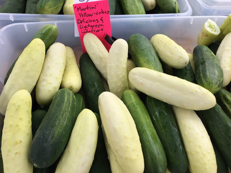 Here's What's Fresh at the Worthington Farmers Market this Saturday