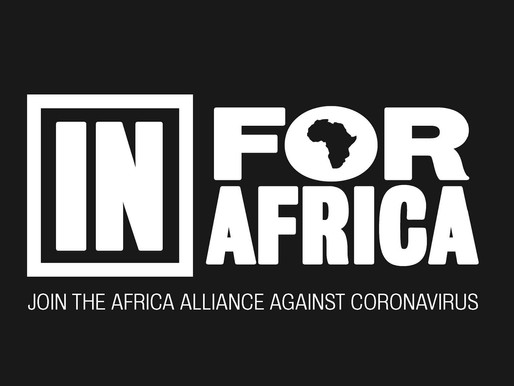 #InForAfrica la finale