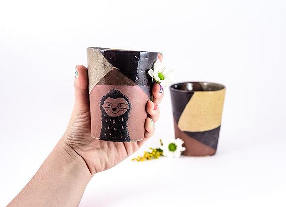 כוס שי משולשים