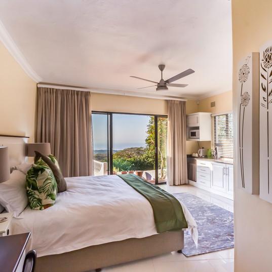 Ruari room overlooking the ocean