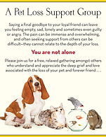 Mourning to Light Support Group Card